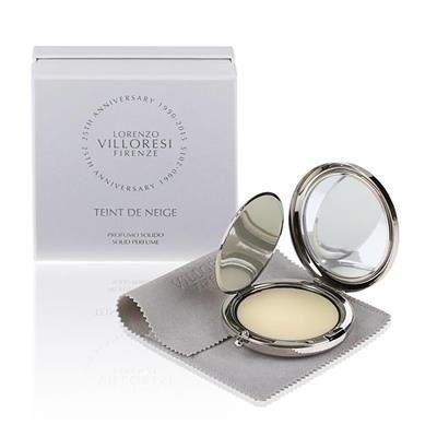 Lorenzo Villoresi. Teint de Neige perfume sólido.