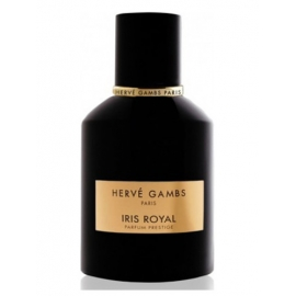 IRIS ROYAL. HERVÉ GAMBS.