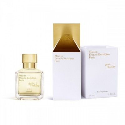 Gentle Fluidity Gold Edition. Maison Francis Kurkdjian.