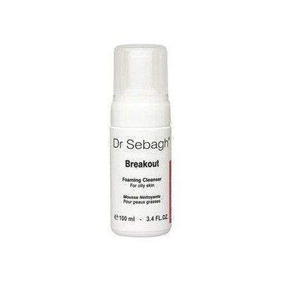 Break-Out Foaming Cleanser. Dr Sebagh.
